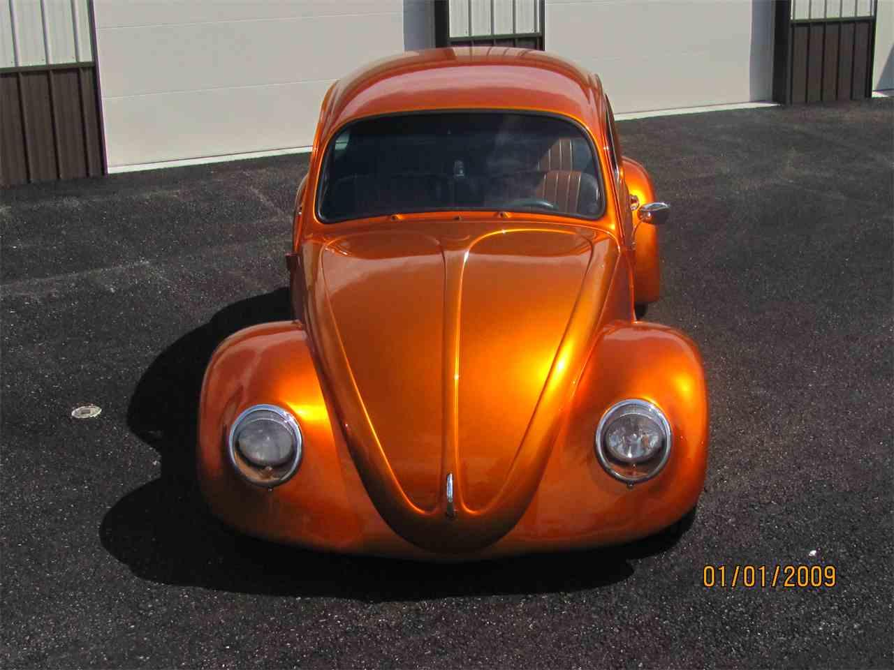 Classic vw beetle modified