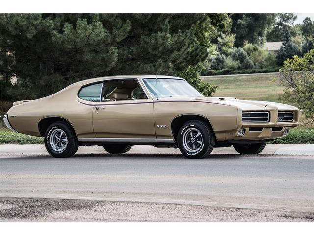Classic pontiac gto for sale on classiccars com 355 available