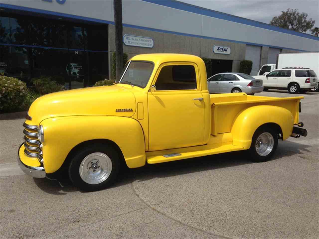 1948 chevy pickup