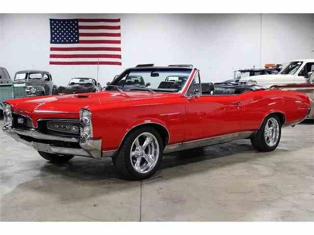 Classifieds for 1967 pontiac gto 38 available