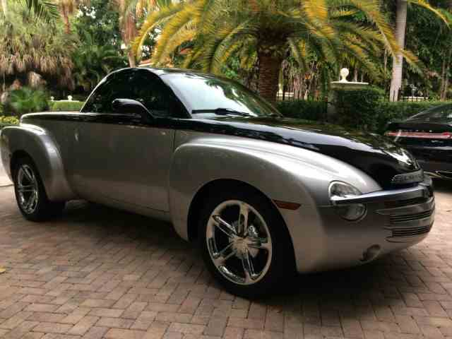 Classic chevrolet ssr for sale on classiccars com 21 available page 2