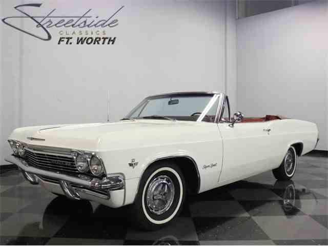 1965 chevrolet impala ss for sale on classiccars com 8 available