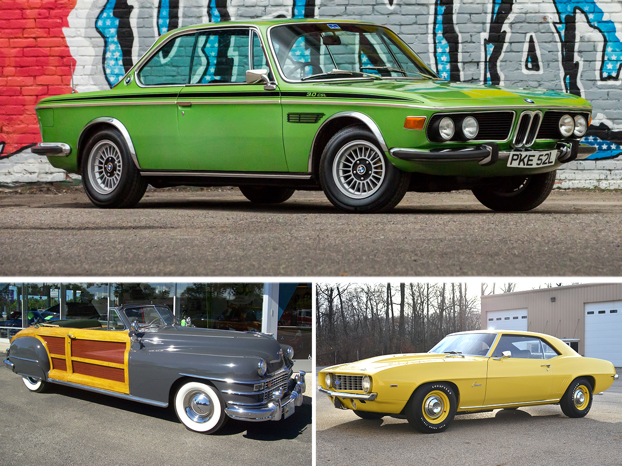 Leake Auction Company - Detroit 2016 - ClassicCars.com