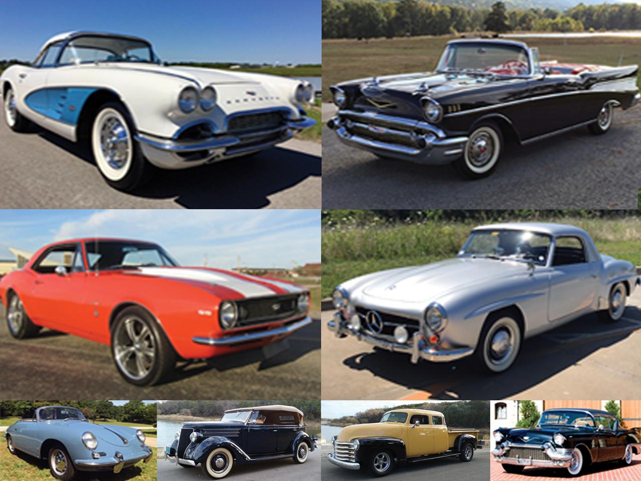 Leake Auction Company Tulsa 2017 Classiccars Com