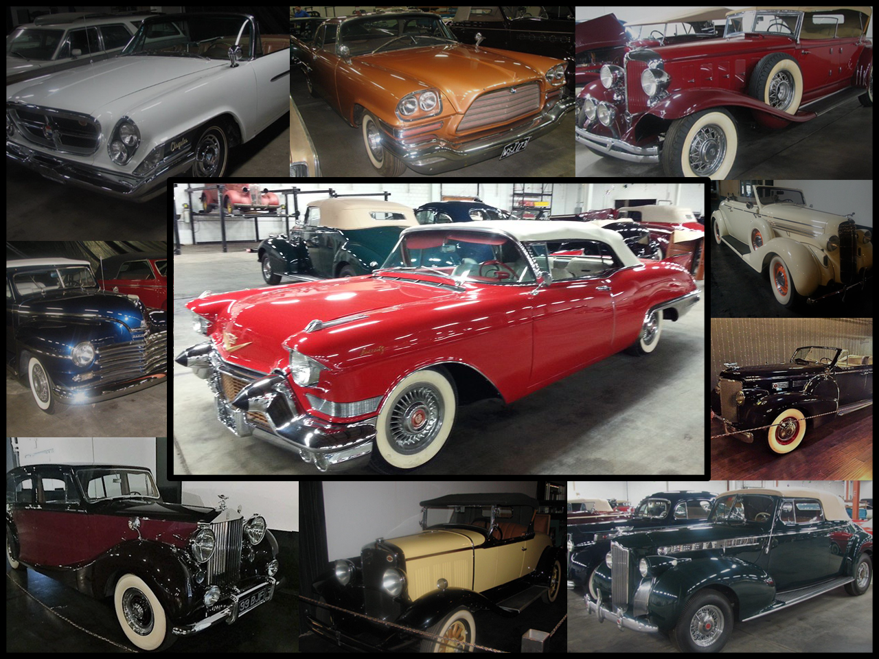 Tom Mack Auctions - Old Car Heaven Auction - ClassicCars.com