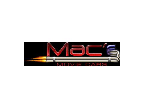 Mac's Movie Cars