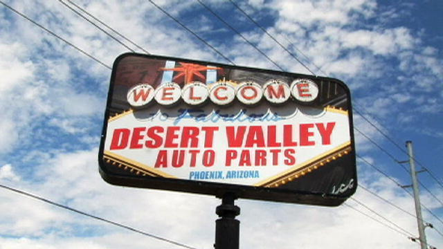 classifieds for desert valley auto parts. Black Bedroom Furniture Sets. Home Design Ideas