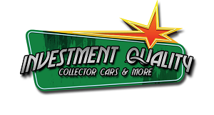 Investment Quality Collector Cars and More