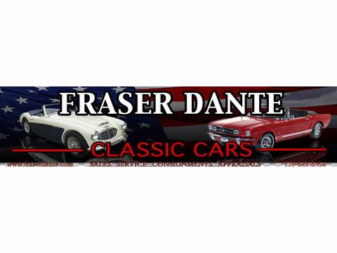 Fraser Dante