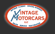 Vintage Motorcars LLC Conneticut