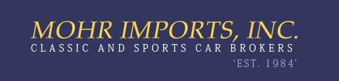 Mohr Imports Inc.
