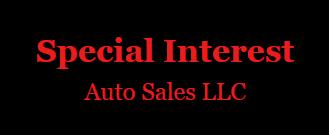Special Interest Auto Sales LLC