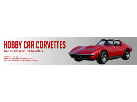 Hobby Car Corvettes
