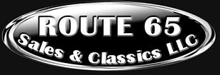 Route 65 Sales and Classics LLC