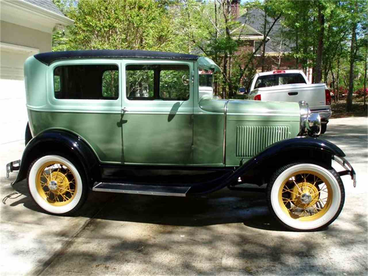 1930 ford model a for sale cc 14252. Black Bedroom Furniture Sets. Home Design Ideas