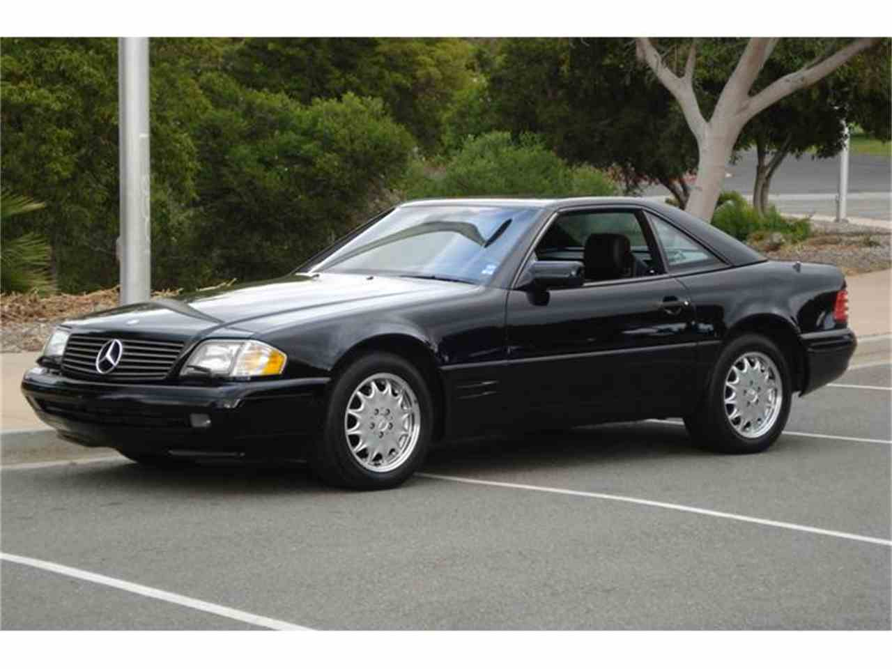 Large Picture of '98 SL500 - 26EC