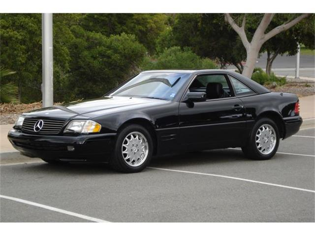 1998 Mercedes-Benz SL500 | 101604