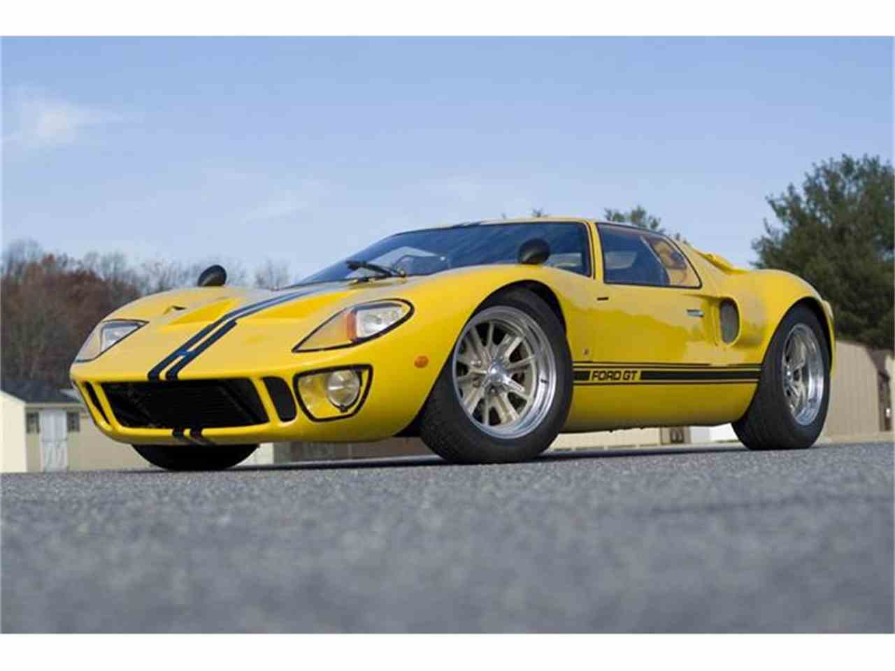 1965 ford gt40 for sale cc 109689. Black Bedroom Furniture Sets. Home Design Ideas