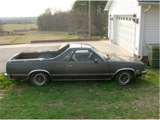 1985 Chevrolet El Camino | 109743