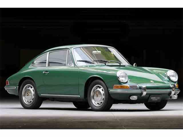 1967 Porsche 911 | 1000010