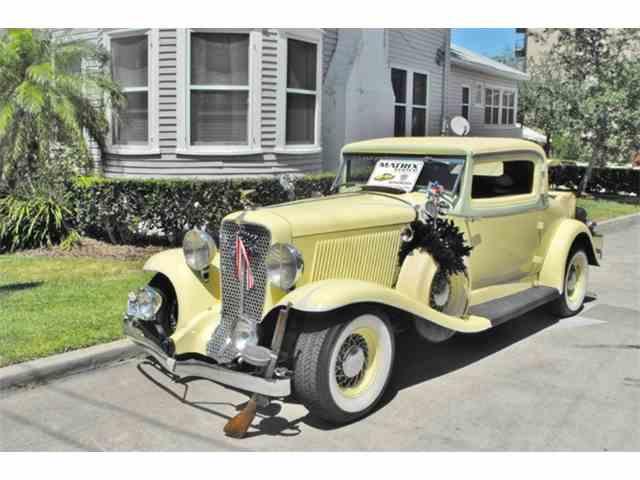 1931 Auburn 8-98-A | 1001085
