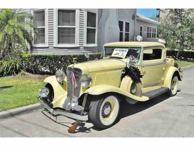 1931 Auburn 8-98-A | 1001087