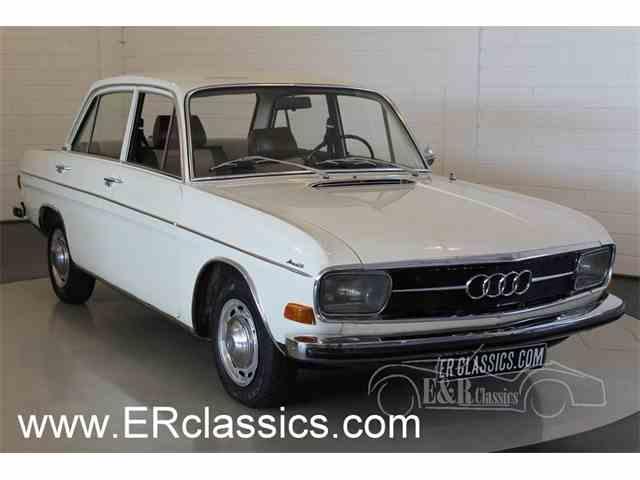 1972 Audi 60L | 1000109