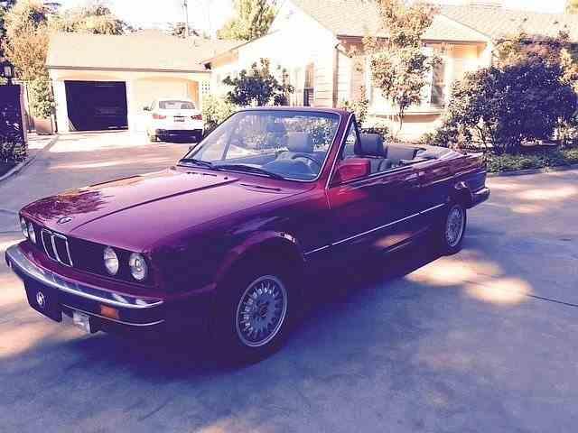 1988 BMW 325i | 1001092
