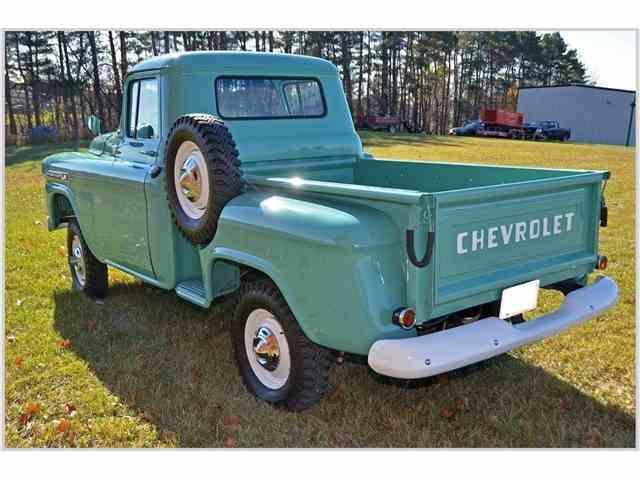 1959 Chevrolet Apache Napco Powr-Pak | 1001099