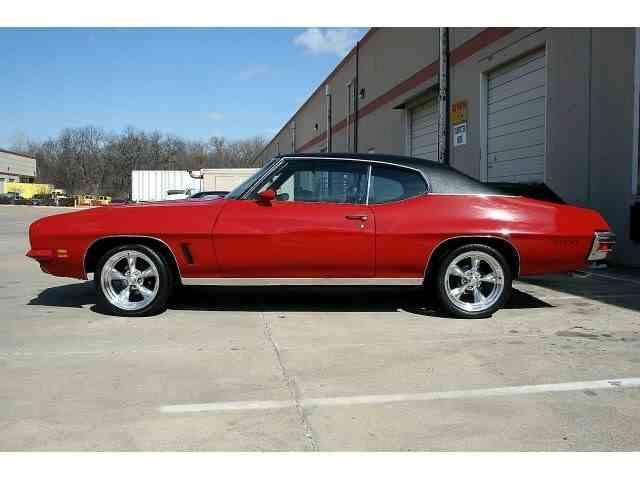 1972 Pontiac GTO | 1001100