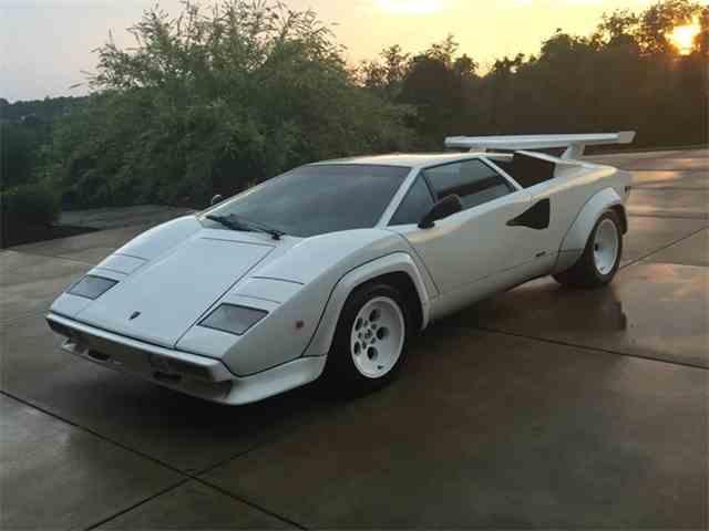 1983 Lamborghini Countach | 1001111