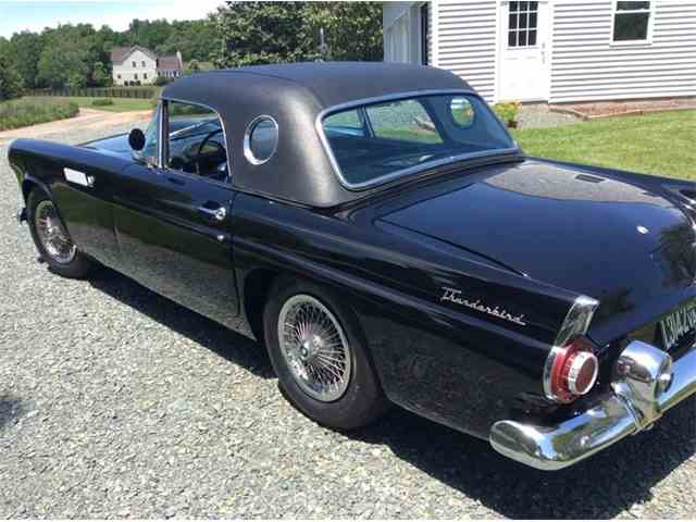 1955 Ford Thunderbird | 1001116