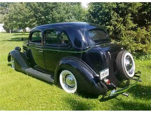 1936 Ford Humpback | 1001117