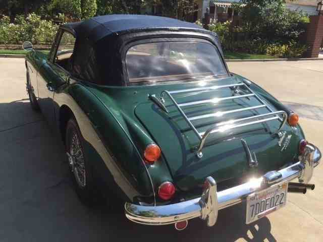 1967 Austin-Healey 3000 | 1001118