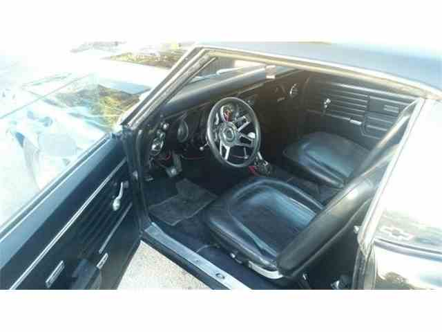1968 Chevrolet Camaro | 1001124