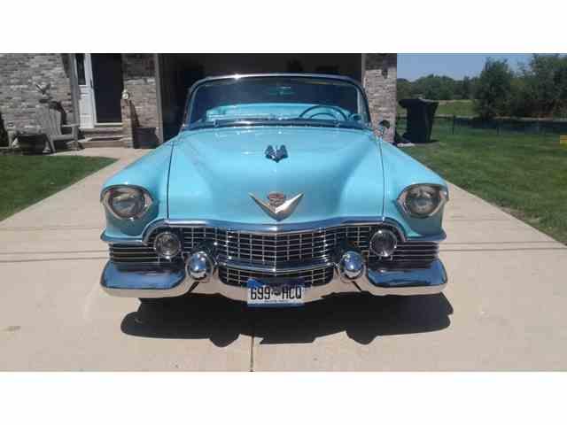 1954 Cadillac Eldorado | 1001125
