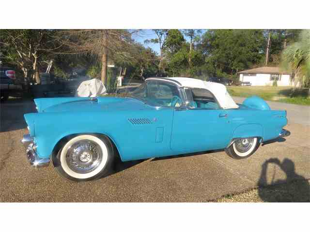 1956 Ford Thunderbird | 1001132