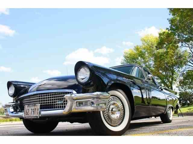 1957 Ford Thunderbird | 1001139