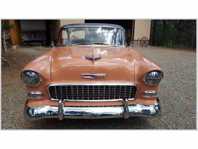 1955 Chevrolet Bel Air 2-door hardtop | 1001140