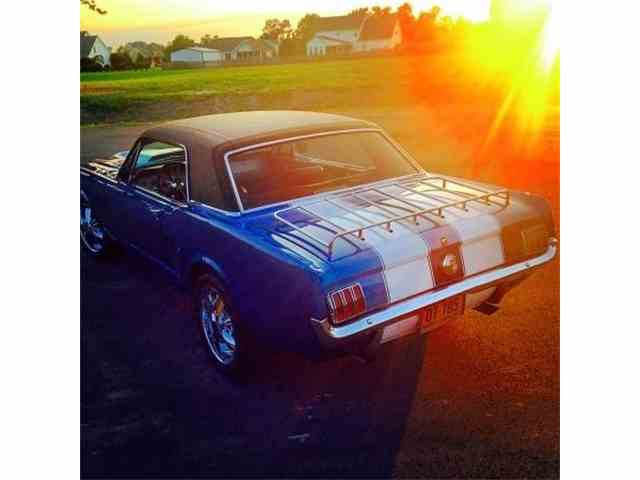 1966 Ford Mustang | 1001141