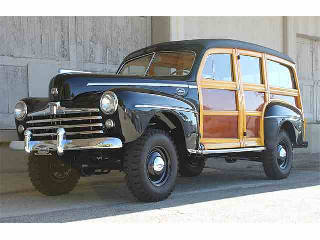 1948 Ford Woody Wagon | 1001148