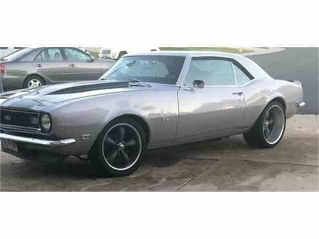 1968 Chevrolet Camaro | 1001149