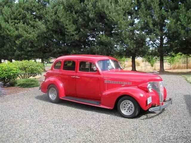 1939 Chevrolet Deluxe | 1001155