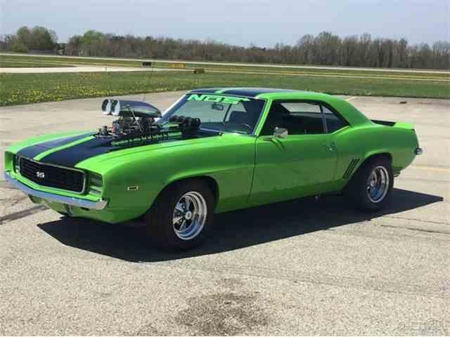 1969 Chevrolet Camaro | 1001158