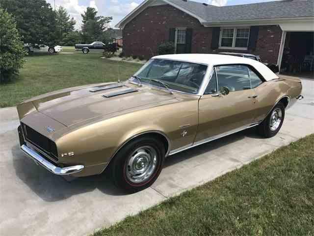 1967 Chevrolet Camaro | 1001165