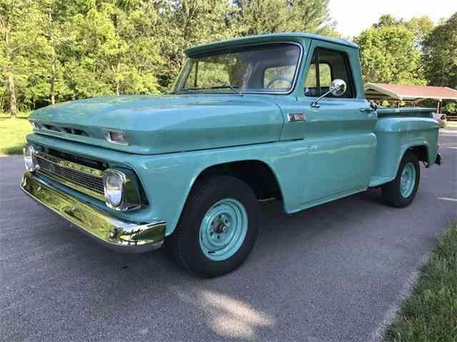 1965 Chevrolet C/K 10   1001167