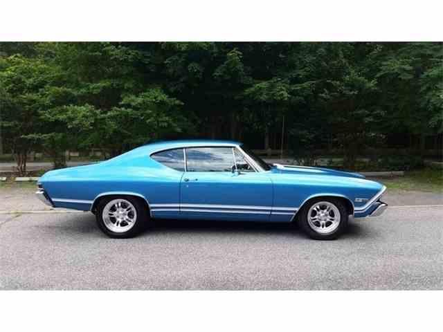 1968 Chevrolet Chevelle SS | 1001172