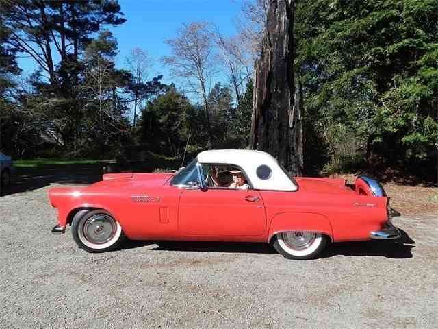 1956 Ford Thunderbird | 1001175