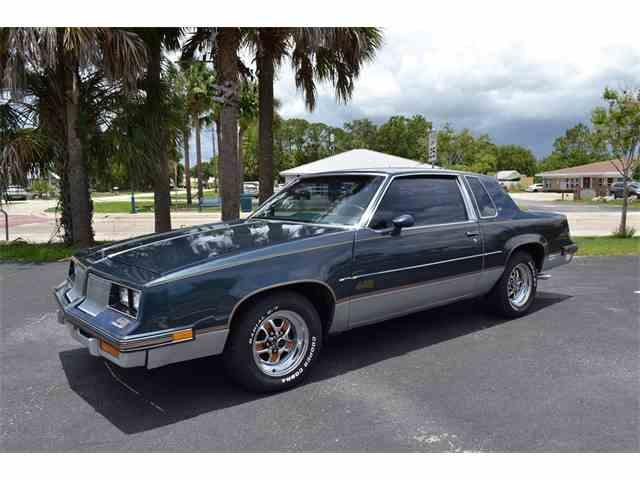 1986 Oldsmobile Cutlass   1001179
