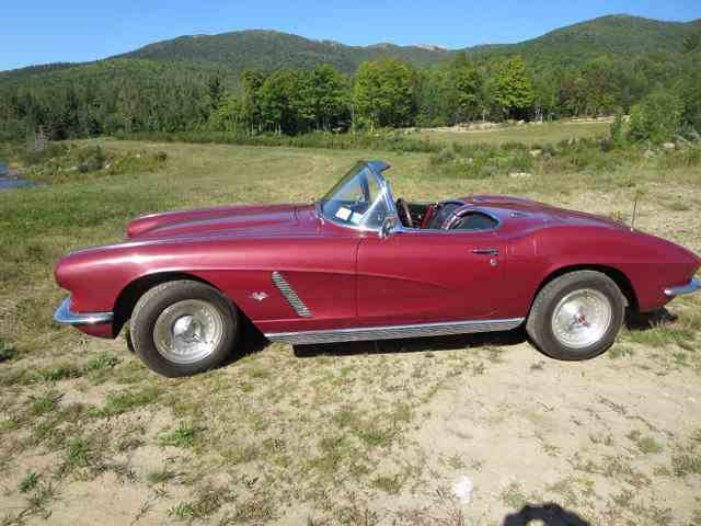 1962 Chevrolet Corvette | 1001181